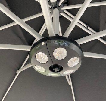 Parasolverlichting Accento