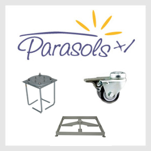 4. Accessoires voor de Laterna en Fratello parasols
