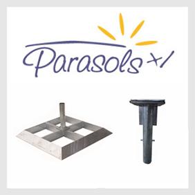 8. Accessoires voor de Basto parasol