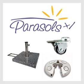 3. Accessoires voor de Vaticano, Sublimo en Patio parasols