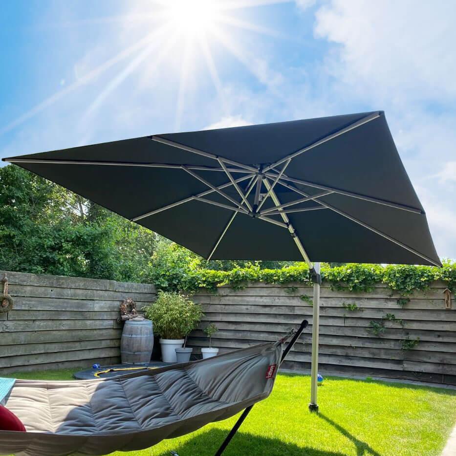 parasol fratello pro zwart